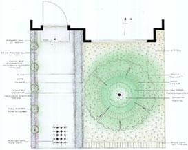 Front Garden Plan