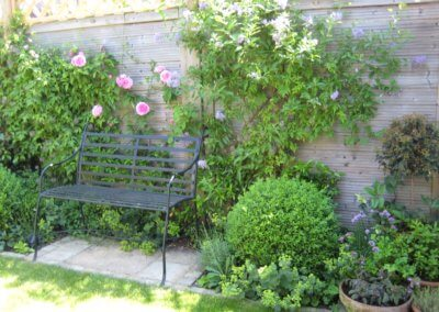 Terraced Garden HQ 003