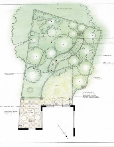 Wildlife Garden HQ Plan